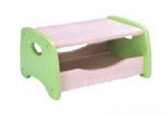 Peachy Bartercard Marketplace Pintoy First Wooden Step Stool Green Machost Co Dining Chair Design Ideas Machostcouk