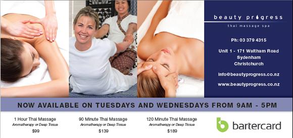 Picture of Beauty Progress Christchurch - Thai Massage