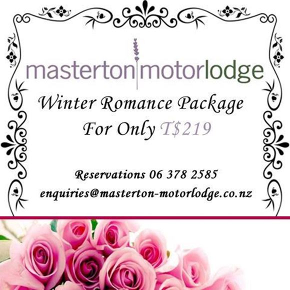 Picture of Masterton Motor Lodge Winter Romance