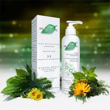 Picture of NATIVA 35 HAIR REVITALISING SHAMPOO