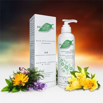 Picture of NATIVA 30 HAIR REVITALISING SHAMPOO