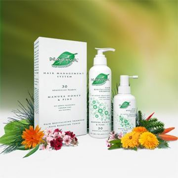 Picture of Nativa 30 Hair Management Set of Shampoo and Tonic - 30 natural ingredients