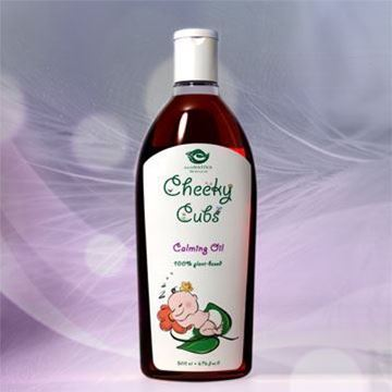 Picture of CHEEKY CUBS Calming Oil 50mls