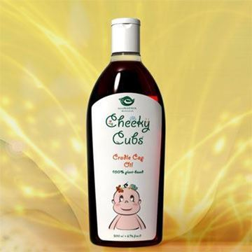 Picture of CHEEKY CUBS Cradle Cap Oil 200mls