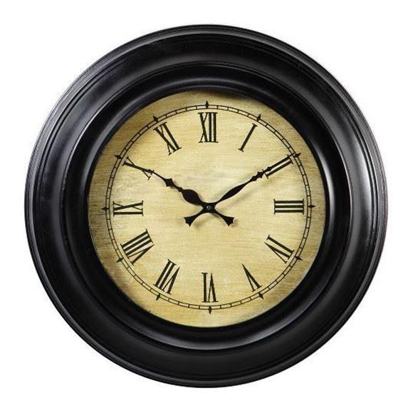 Picture of Clock Wall Plain Roman  45cm - IH021