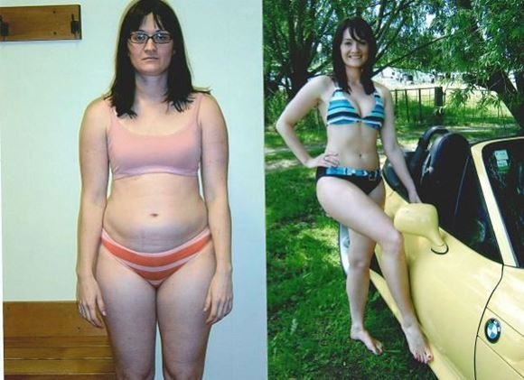 Picture of 12 week Transformation - Club Physical
