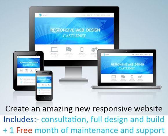 Picture of New Website - Design & Development