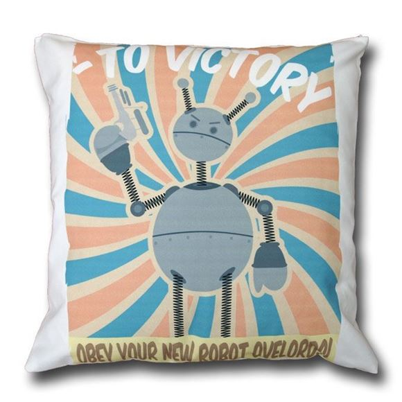 Picture of CUSHION COVER ROBOT VICTORY 45X45 - LC031