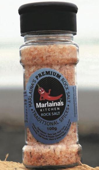 Picture of Marlaina's Premium Rock Jerk Salt