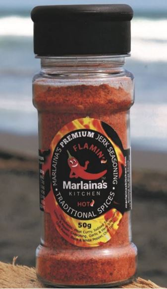 Picture of Marlaina's Premium Hot Jerk Seasoning