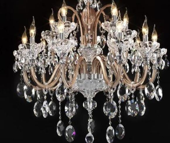 Picture of Lily Lighting Chandelier - K6010/10+5