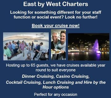 Picture of East by West Charters (Wellington Based)