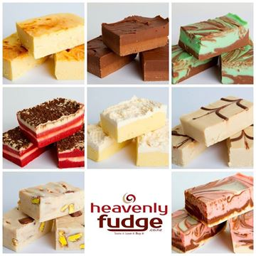 Picture of Heavenly Fudge