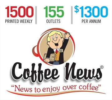 Picture of COFFEE NEWS - NORTH WEST/AKLD Annual Package