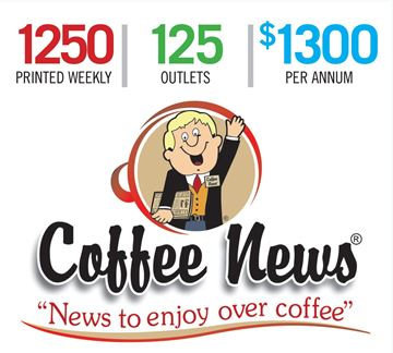 Picture of COFFEE NEWS - HENDERSON Annual Package