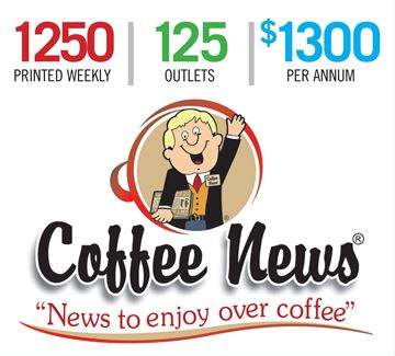 Picture of COFFEE NEWS - NEW LYNN Annual Package