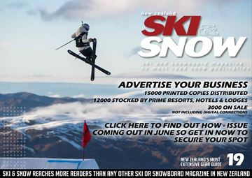 Picture of Ski n Snow Magazine Advertising Opportunity