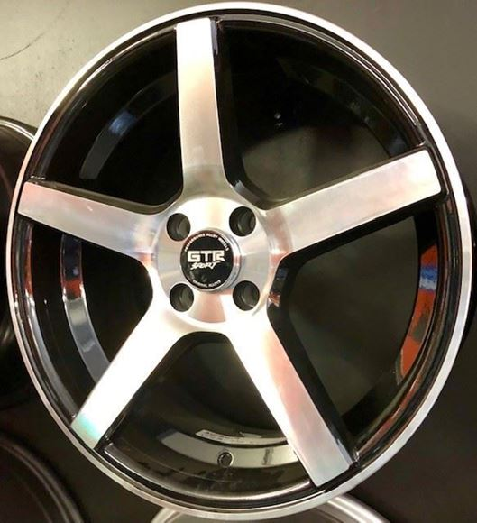 Picture of AW5109 Set of Car Wheels - 17 x 7.5