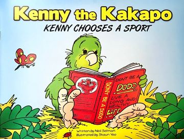 Picture of Kenny the Kakapo Book