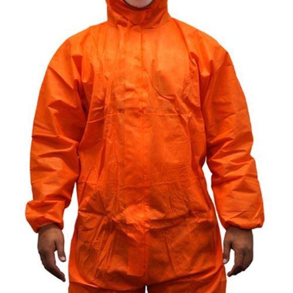Picture of Orange Coveralls