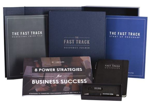 Picture of The Fast Track Business Box
