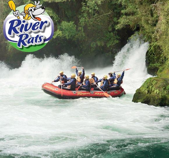 Picture of River Rats Rafting - Adult Voucher!