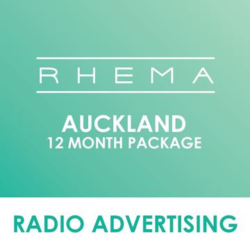 Picture of Auckland Rhema 12 Months Package.