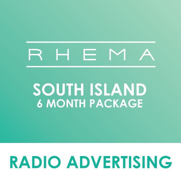 Picture of South Island Rhema 6 Months Package.