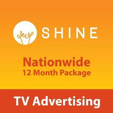 Picture of Nationwide Shine 12 Months Package.