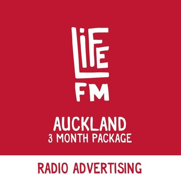 Picture of Auckland Life FM 3 Months Package.