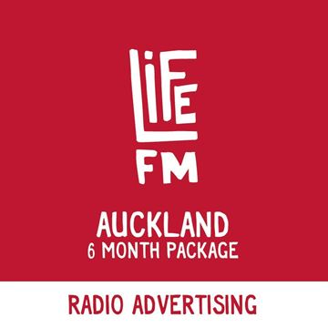 Picture of Auckland Life FM 6 Months Package.