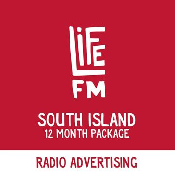 Picture of South Island Life FM 12 Months Package.