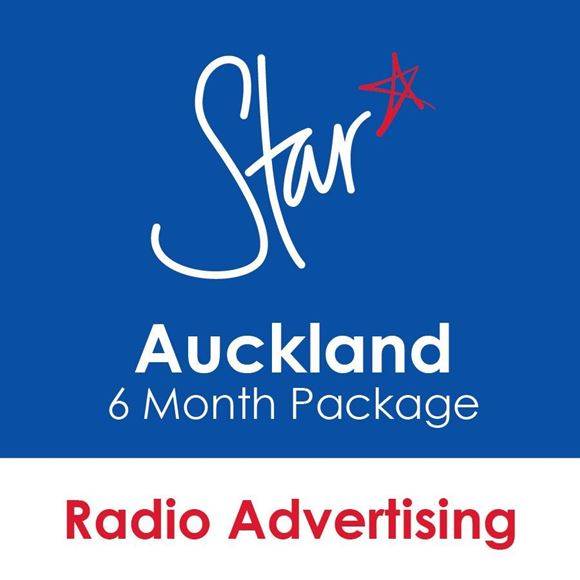 Picture of Auckland Star 6 Months Package.
