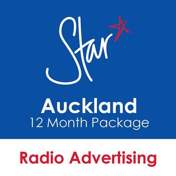 Picture of Auckland Star 12 Months Package.