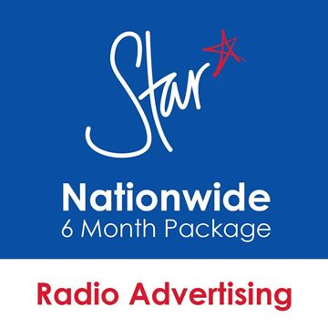 Picture of Nationwide Star 6 Months Package.