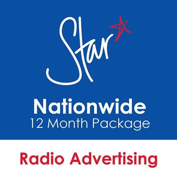 Picture of Nationwide Star 12 Months Package.