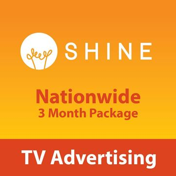 Picture of Nationwide Shine 3 Months Package.