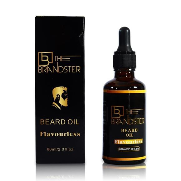 Picture of The Brandster Beard Oil - Flavourless
