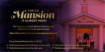 Picture of The CG Mansion - Streaming it Live Annual Membership