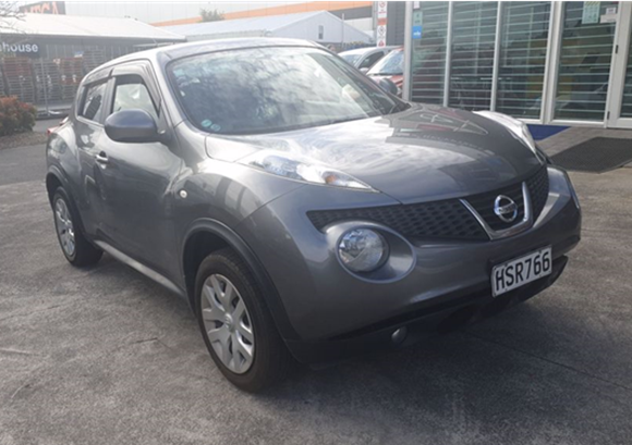 Picture of 2011 Nissan Juke