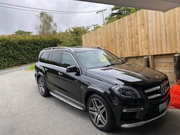 Picture of 2015 Mercedes-Benz GL-Class 4x4
