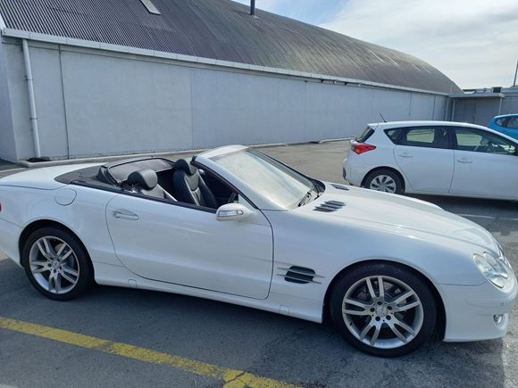 Picture of 2007 Mercedes-Benz SL 350