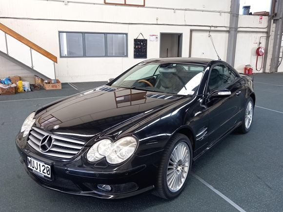 Picture of 2006 Mercedes-Benz SL 350