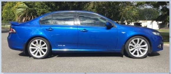 Picture of 2014 Ford Falcon XR6