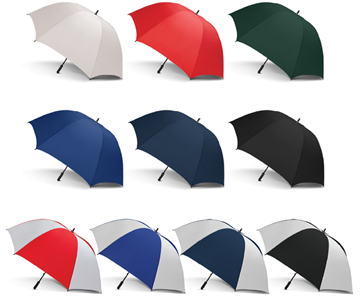 Picture of Your Logo branded on Umbrellas - Bulk Lot
